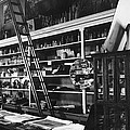 Interior The Old Store Pearce Mercantile Ghost Town Pearce Arizona 1971 by David Lee Guss