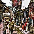 Kathmandu  by Steve Harrington