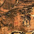3 Kings Rock Art by Thomas Levine