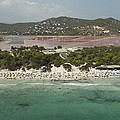 Las Salinas Beach, Ibiza by Xavier Durán