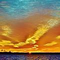 3 Layer Sunset by William Bartholomew