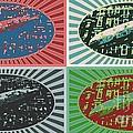 Led Zeppelin by RJ Aguilar