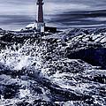 Lighthouse by Finn Olav Olsen