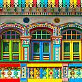 Little India - Singapore by Luciano Mortula