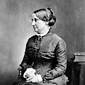 Lucy Hayes (1831-1889) by Granger