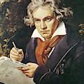 Ludwig Van Beethoven (1770-1827) by Granger