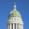 Maine State Capitol Building In Augusta by Keith Webber Jr