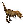 Majungasaurus Dinosaur by Mikkel Juul Jensen