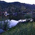 Malibu Lake by Tommi Trudeau