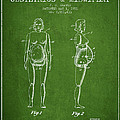 Manikin For Teaching Obstetrics And Midwifery Patent From 1951 - by Aged Pixel
