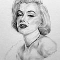 Marilyn by Roy Anthony Kaelin
