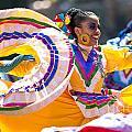 Mexican Folk Dancers by Jason O Watson