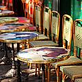 Montmartre Cafe by Brian Jannsen
