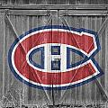 Montreal Canadiens by Joe Hamilton