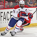 Montreal Canadiens V Ottawa Senators by Andre Ringuette