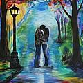 Moonlight Kiss by Leslie Allen