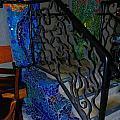 Mosaic Doorway by Charles Lucas