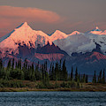 Mount Denali, Previously Known by Panoramic Images