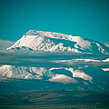 Mount Gurla Mandhata by Raimond Klavins