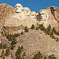 Mount Rushmore National Monument by Fred Stearns