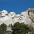 Mount Rushmore by Scott Sanders