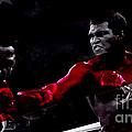 Muhammad Ali by Marvin Blaine