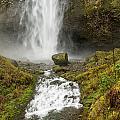 Multnomah Falls Series by Josh Whalen