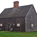 Nantucket's Oldest House by Susan Wyman
