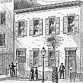 New York: Dispensary, 1868 by Granger