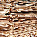 Newspaper Stack by Chevy Fleet