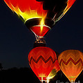 Night Of The Balloons by Raymond Earley