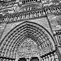Notre Dame by Raul Rodriguez