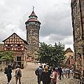 Nurnberg Germany Castle by Howard Stapleton