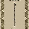 O'brien Written In Ogham by Ireland Calling