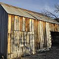 Old Barn by Frank Madia