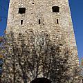Old Sigulda Castle Ruins by Jason O Watson