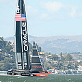 Oracle Team Usa by Gary Hromada