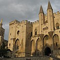Palace Of The Pope - Avignon by Christiane Schulze Art And Photography