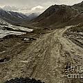 Pamir Highway by Karla Weber