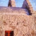 Panagia Paraportiani Church In Mykonos Island by George Atsametakis