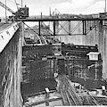 Panama Canal, 1910s by Granger