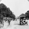 Paris Champs Elysees by Granger
