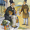 Patent Medicine Cartoon by Granger
