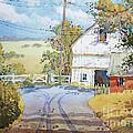 Peaceful In Pennsylvania by Joyce Hicks