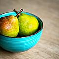 Pears by Nailia Schwarz