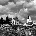 Pemaquid Point Lighthouse by Skip Willits