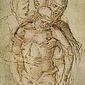 Pieta by Italian School