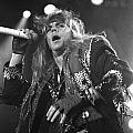 Poison - Brett Michaels by Concert Photos