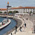 Ponta Delgada - Azores by Gaspar Avila