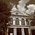 Pontiac Illinois - Courthouse by Frank Romeo